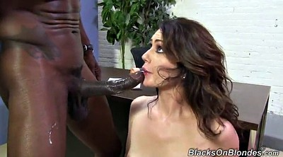 Sarah, Ebony anal, Big monster, Ebony handjob