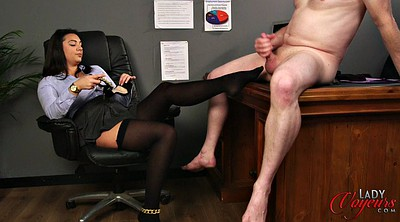 Boss, Secretary, Watching
