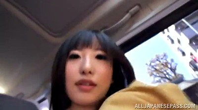 Solo japanese, Japanese long, Model solo, Masturbation in car