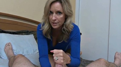 Mom pov, Sex lesson, Mature pov