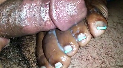 French, Bbw footjob, Tee, Bbw foot, Bbw feet, Green