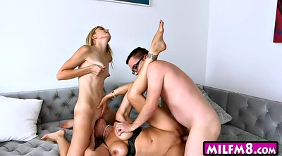Milf, Julia ann, Anne, Julia, Teens threesome, Ann julia