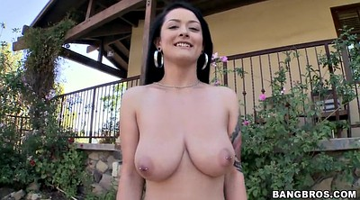 Show, Katrina jade, Natural tits, Huge natural tits