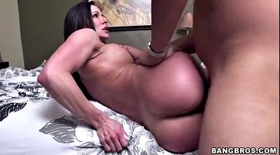 Kendra lust, Round ass
