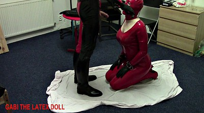 Latex, Spanked, Rubber, Latex bdsm