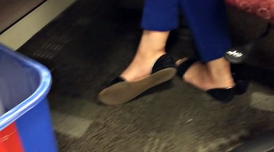 French amateur, Shoeplay, Sandals