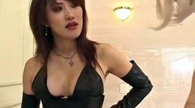 Whipping, Asian femdom, Slaves, Asian slave