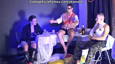 Heels, Student sex, Party hardcore, College party, Anal orgy