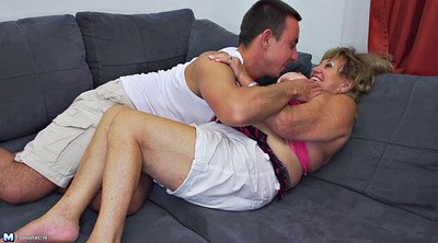 Old and young, Old mom, Fuck mom, Mature fuck, Big tits mature, Old and
