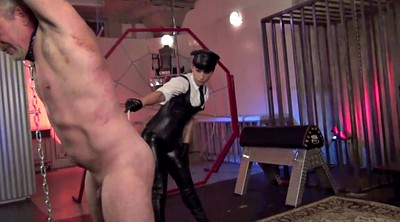 Caning, Latex
