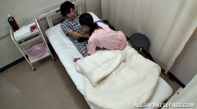 Patient, Asian nurse
