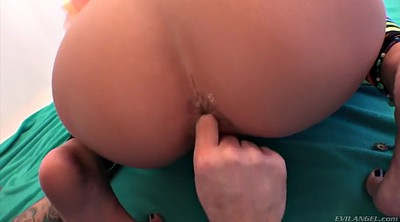Roxy, Foreskin, Foreskin blowjob, Ball lick