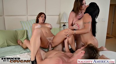Sara jay, Holly halston, Halston, Lucky