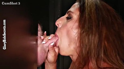 Gloryhole, Strong, Women, Cumshots