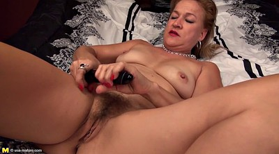 Mom with, Mom hairy