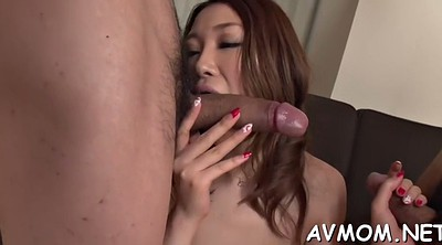Japanese mature, Japanese riding