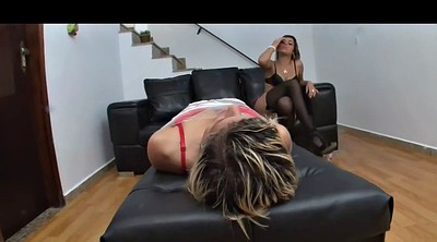 Slave lick, Big ass milf