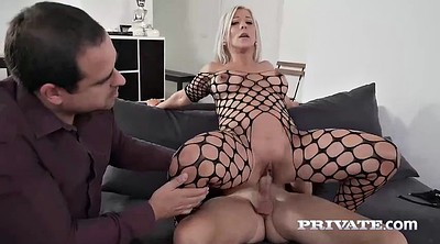 Cuckold anal, Husband watch