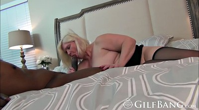 Bedroom, Granny interracial