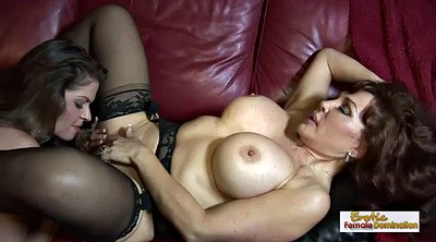 Mature masturbating, Granny suck