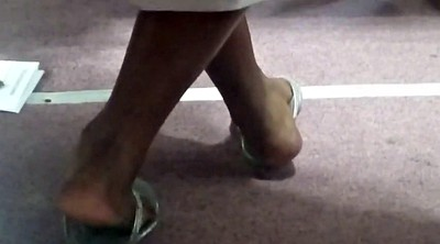Sole, Candid, Caught, Foot sole, Black feet