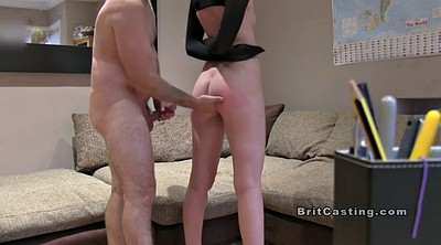 Tied up, Casting, Casting anal