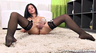 Model, Chubby solo, High heels solo