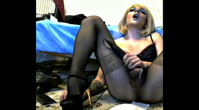 Pantyhose, Free, Eat cum