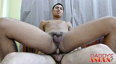Asian daddy, Old asian