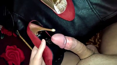 Shoes, Red