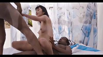 Double penetration, Asian bbc