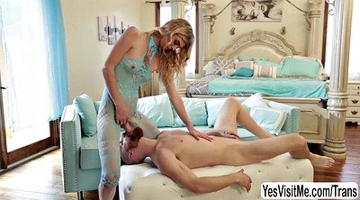 Hairy anal, Shemale cumshot, Blonde hairy