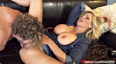 Julia ann, Julia, Chubby, Ann, Savage, Riding mature