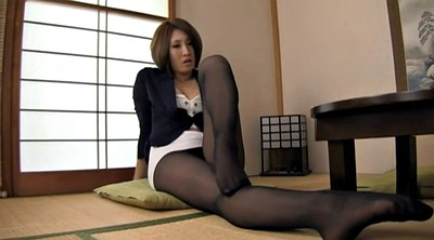 Japanese pantyhose, Japanese black, Black pantyhose, Japanese and black, Black japanese