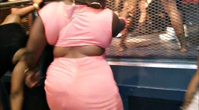 Night club, Upskirt, Homemade ebony