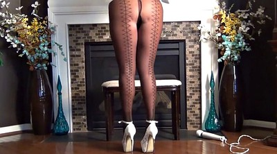 Pantyhose sex, Secretary