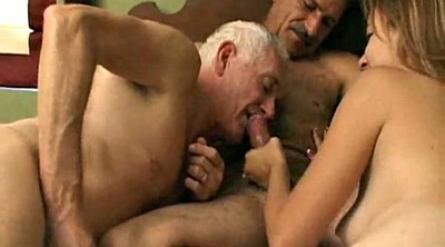 Grandpa, Old couple, Old anal