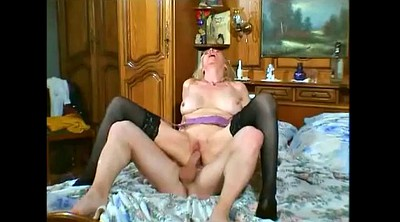 Busty, French mature