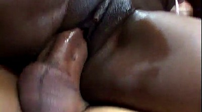 Double pussy, Tears, Double penetrated, Close up pussy
