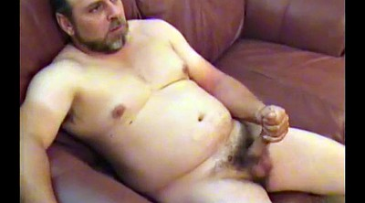 Squirting, Mature man, Masturbation man