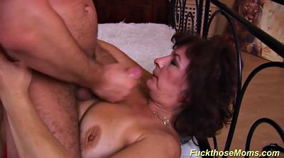 Czech, Hairy mature, Mature mom
