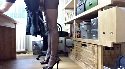 High, High heels fetish