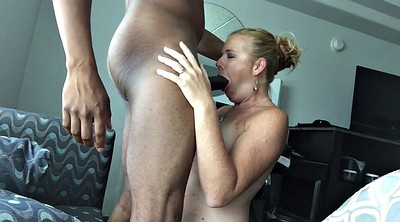 Mature interracial
