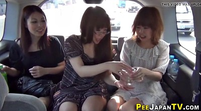 Taxi, Japan, Japan public, Japanese public, Japan teen, Japanese teens