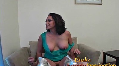 Sitting on face, Meat, Busty brunette