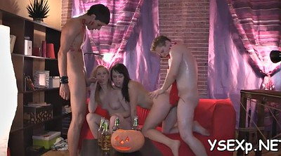 Amateur, Teen group, Russian group, Russian party