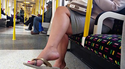 Foot, Candid, Tube