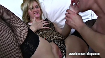Mature anal, Sofa, Mature maid