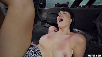 Mom, Cash, Screaming, Mom blowjob