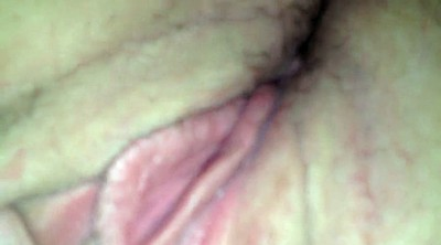 Clit, Hot wife, Wife creampie, Clit rubbing